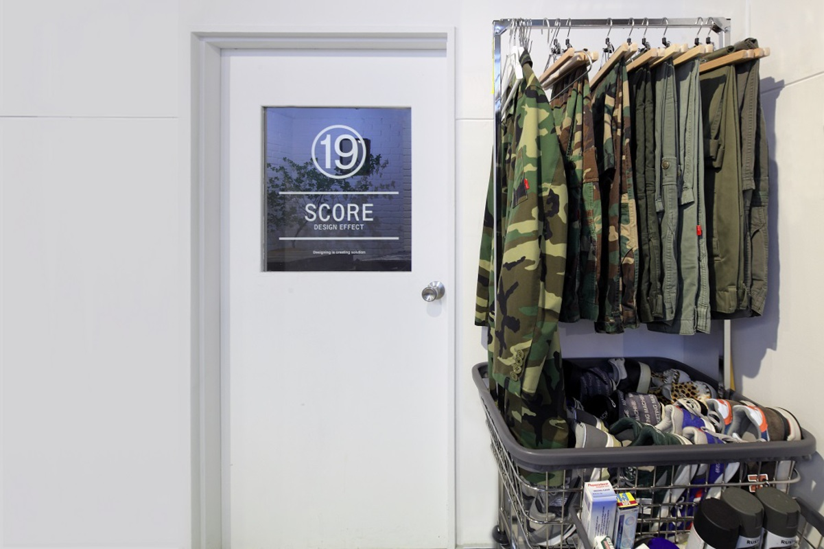 SCORE Inc.studio / gallery7