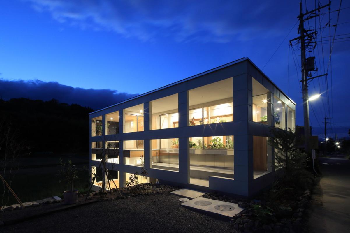 Botanical house9