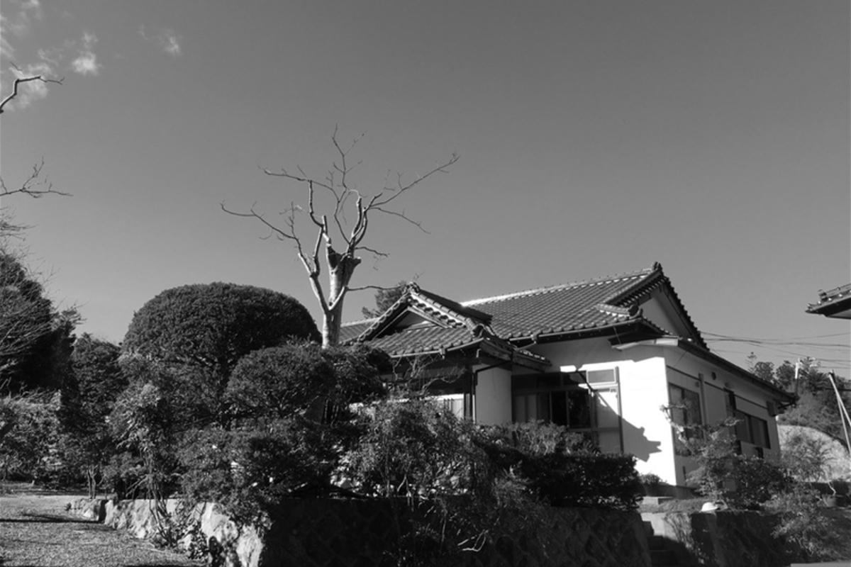 長床の家11